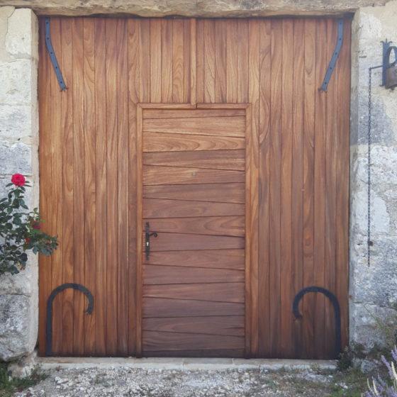 porte entrée bergerac