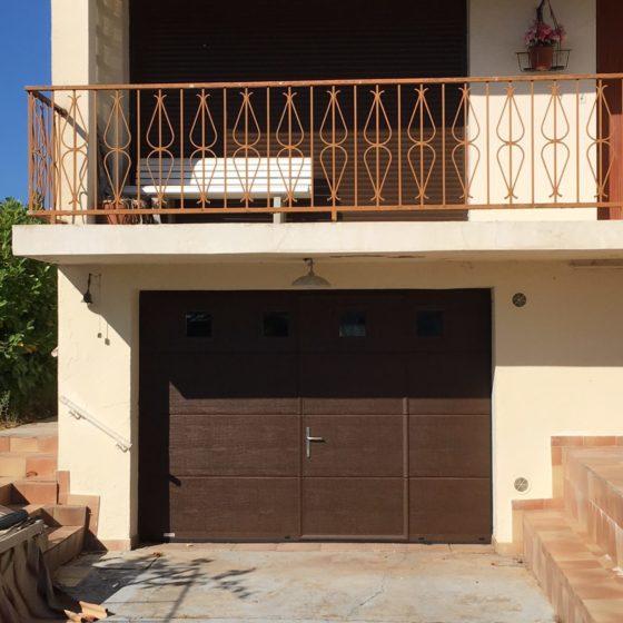 porte de garage marmande